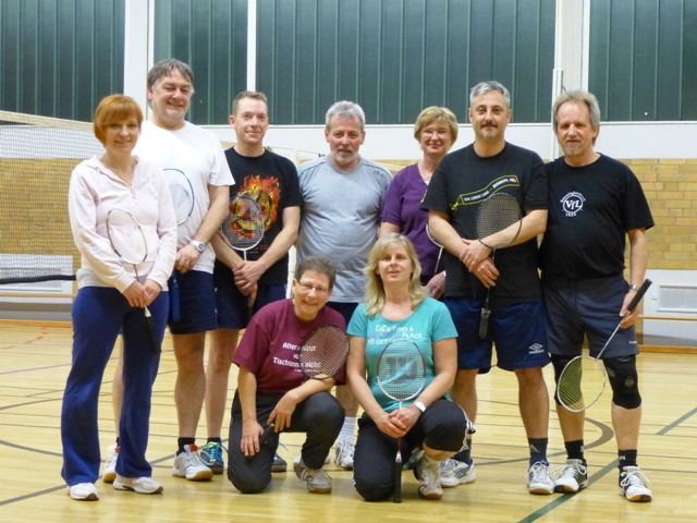 Badminton Donnerstags