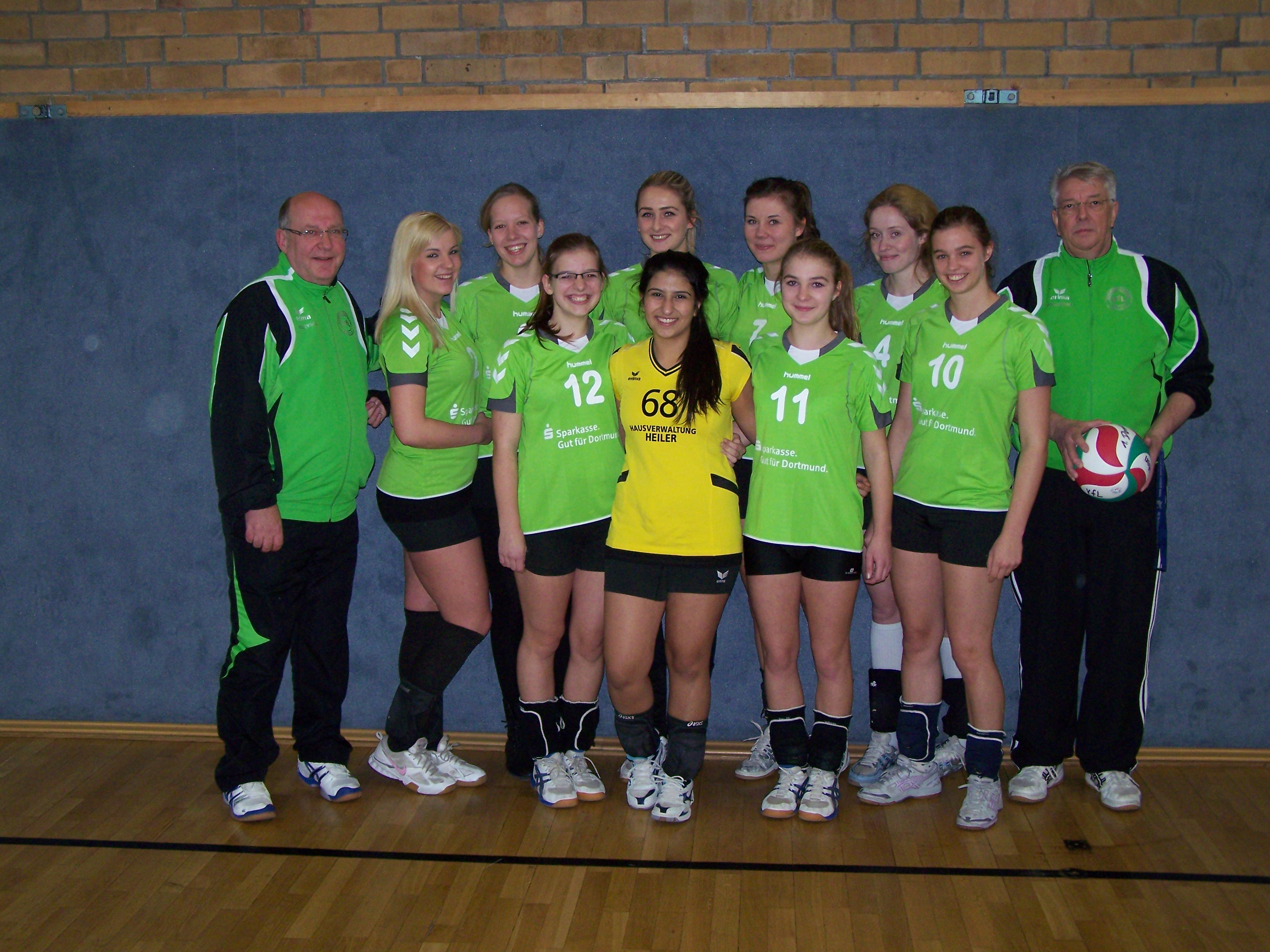 Damen Volleyball VfL Kemminghausen